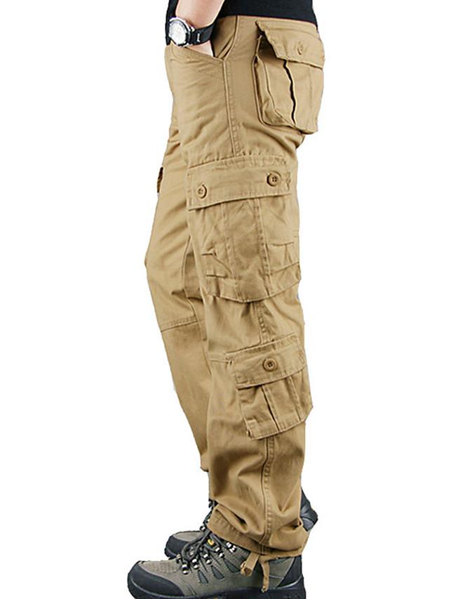 2-Pack Men's 8-Pocket Cargo Pants