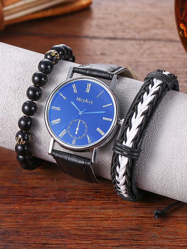 Women's Quartz Watches Analog Quartz Stylish Minimalist Creative Large Dial