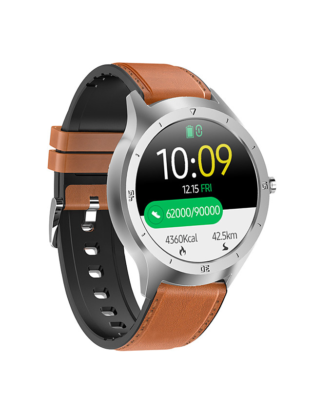 696 R15 Unisex Smart Wristbands Bluetooth Heart Rate Monitor Blood Pressure Measurement Sports Calories Burned Information Pedometer Sleep Tracker Sedentary Reminder Find My Device Exercise Reminder