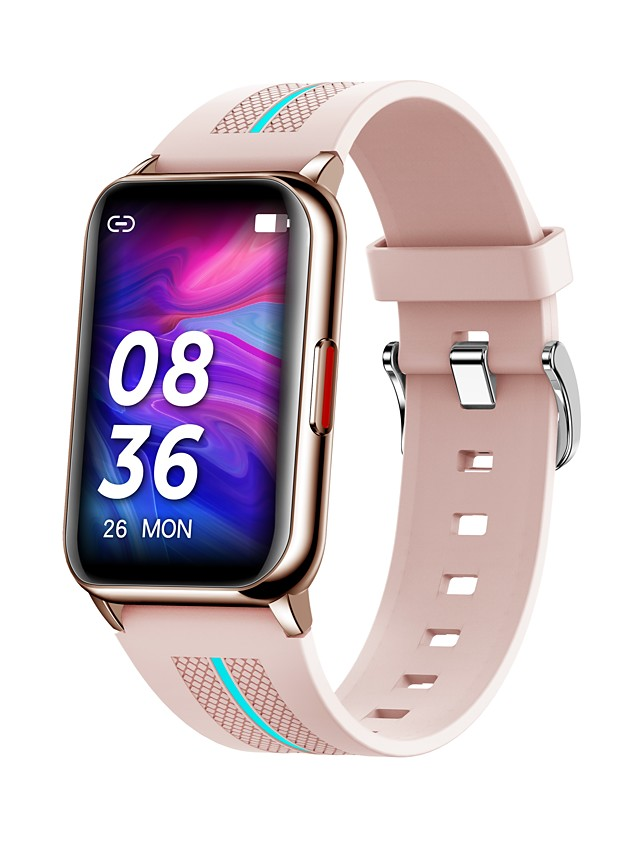 696 H76 Women's Smart Wristbands Bluetooth Heart Rate Monitor Blood Pressure Measurement Calories Burned Health Care Camera Control Stopwatch Pedometer Sleep Tracker Sedentary Reminder Find My Device