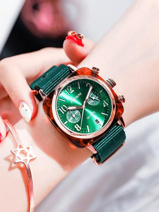 Women's Quartz Watches Analog Quartz Stylish Fashion Water Resistant / Waterproof