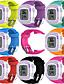 billige Smartwatch Bands-Klokkerem til Forerunner 10 Garmin Sportsrem Gummi Håndleddsrem