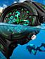 baratos Os mais vendidos-SKMEI Homens Relógio de Pulso Relogio digital Caça Assista Quartzo Fashion Impermeável Couro PU Acolchoado Preta Analógico-Digital - Preto Vermelho Azul Dois anos Ciclo de Vida da Bateria / Japanês