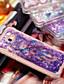 Χαμηλού Κόστους Αξεσουάρ Samsung-tok Για Samsung Galaxy A3 (2017) / A5 (2017) / A7 (2017) Ανθεκτική σε πτώσεις / Ρέον υγρό / Με σχέδια Πίσω Κάλυμμα Ονειροπαγίδα / Λάμψη γκλίτερ Μαλακή TPU