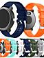 baratos Bandas de Smartwatch-banda smartwatch para vivoactive 3 música / vivoactive 3 / vivomove garmin esporte banda moda pulseira de silicone macio