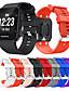 זול להקות Smartwatch-צפו בנד ל Forerunner 35 Garmin רצועת ספורט סיליקוןריצה רצועת יד לספורט