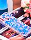 povoljno Maske za mobitele-Θήκη Za Huawei Huawei P20 lite Otporno na trešnju / Šljokice Stražnja maska Šljokice / Cvijet Mekano TPU