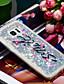 povoljno Maske za mobitele-Θήκη Za Samsung Galaxy S7 edge Otporno na trešnju / Šljokice Stražnja maska Šljokice Mekano TPU
