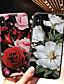 ราคาถูก เคสสำหรับ iPhone-Case สำหรับ Apple iPhone XS / iPhone XR / iPhone XS Max Pattern ปกหลัง ดอกไม้ Soft TPU