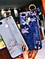 ราคาถูก เคสสำหรับโทรศัพท์มือถือ-Case สำหรับ OPPO OPPO R11s Plus / Oppo R11s / Oppo R11 Plus Pattern ปกหลัง ดอกไม้ Soft TPU