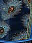 ราคาถูก ชุด-สำหรับผู้หญิง ลูกไม้ ชุดเซ็ทคอร์เซ็ต - สีพื้น / Sexy, สไตล์ ขนาดพิเศษ สีน้ำเงิน สีดำ XXXXL XXXXXL XXXXXXL