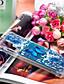 ราคาถูก เคสสำหรับโทรศัพท์มือถือ-Case สำหรับ Huawei Huawei P20 / Huawei P20 Pro / Huawei P20 lite Shockproof / Flowing Liquid / Transparent ปกหลัง Butterfly / สัตว์ / Glitter Shine Soft TPU