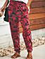 ราคาถูก กางเกงผู้หญิง-สำหรับผู้หญิง Sporty กางเกงวอร์ม / ชุดกีฬาผู้หญิง กางเกง - Camouflage Color กีฬา เทาเข้ม อูฐ สีเทา M L XL
