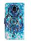 זול מגנים לטלפון-מגן עבור Samsung Galaxy J7 (2017) / J7 (2018) / J6 (2018) ארנק / מחזיק כרטיסים / נפתח-נסגר כיסוי מלא חיה / אנימציה / פרח קשיח עור PU