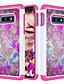 זול מגנים לטלפון-מארז לגלקסיה s10 / galaxy s10 פלוס / גלקסיה s10 e / s10 5g / s8 / s9 / s7 קצה / s7