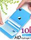Χαμηλού Κόστους Προστατευτικά οθόνης για iPhone-Προστατευτικό οθόνης για Apple TPU Hydrogel Προστατευτικό μπροστινής οθόνης Υψηλή Ανάλυση (HD)