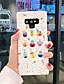 Χαμηλού Κόστους Αξεσουάρ Samsung-tok Για Samsung Galaxy Note 9 / Note 8 Λάμπει στο σκοτάδι / Με σχέδια Πίσω Κάλυμμα Κινούμενα σχέδια / Λουλούδι Σκληρή PC