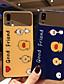 baratos Outro caso de telefone-Capinha Para OPPO OPPO R11s Plus / Oppo R11s / Oppo R11 Plus Anti-poeira / Espelho / Estampada Capa traseira Gato / Animal / Desenho Animado PC