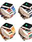 Χαμηλού Κόστους Smartwatch Bands-Παρακολουθήστε Band για Apple Watch Series 5/4/3/2/1 Apple Κλασικό Κούμπωμα Γνήσιο δέρμα Λουράκι Καρπού