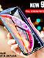 baratos Protetores de Tela para iPhone-9d cobertura completa de vidro temperado para iphone xr xs max xs x 8 7 6 6 s além de filme protetor de tela de vidro de proteção no iphone 7