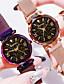 cheap Quartz Watches-Women's Wrist Watch Quartz Watches Quartz Formal Style Vintage Style Elegant Casual Watch Stainless Steel Black / Blue / Purple Analog - Rose Gold Black Blue One Year Battery Life