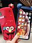 baratos Capinhas para iPhone-Capinha Para Apple iPhone 11 / iPhone 11 Pro / iPhone 11 Pro Max Estampada Capa traseira Desenho Animado TPU / Vidro Temperado