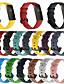 baratos Bandas de Smartwatch-Pulseiras de Relógio para Fitbit Charge 3 Fitbit Pulseira Esportiva Silicone Tira de Pulso