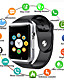 cheap Smart Watches-A1 Unisex Smartwatch Android Bluetooth Waterproof Sports Health Care Camera Control Pedometer Sedentary Reminder Community Share