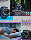 cheap Smart Watches-Zeblaze Vibe5 pro Unisex Smartwatch Android iOS Bluetooth Waterproof Touch Screen GPS Heart Rate Monitor Health Care Timer Pedometer Sedentary Reminder Alarm Clock Calendar