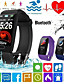 cheap Smart Watches-Q1 Unisex Smartwatch Smart Wristbands Android iOS Bluetooth Waterproof Heart Rate Monitor Sports Exercise Record Health Care Pedometer Call Reminder Activity Tracker Sleep Tracker Sedentary Reminder
