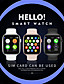 cheap Smart Watches-AW2 Unisex Smartwatch Smart Wristbands Android iOS Bluetooth Waterproof Sports Hands-Free Calls Exercise Record Health Care Pedometer Call Reminder Activity Tracker Sleep Tracker Sedentary Reminder