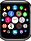 cheap Smart Watches-xx9 Unisex Smartwatch Android iOS Bluetooth Heart Rate Monitor Blood Pressure Measurement Sports Calories Burned Health Care Stopwatch Pedometer Call Reminder Sleep Tracker Sedentary Reminder