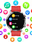 cheap Smart Watches-L13 Smartwatch IP68 Waterproof Fitness Bracelet Tracker Wristwatch ECG Heart Rate Monitor Blood Pressure Call Reminder Smart Watch
