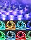 cheap LED Strip Lights-LED Strip Lights Bluetooth Music Sync 10M 20M 30M 40M Color Changing LED Strip 40 Keys Remote Sensitive Built in Mic App Controlled LED Lights 5050 RGB LED Light Strip APP Remote Mic 3 Button Switch
