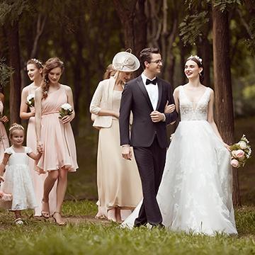 Sposa e cerimonie
