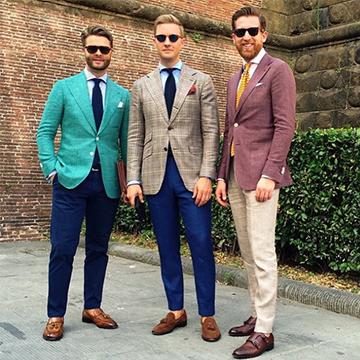 Pánské módní oblečení
