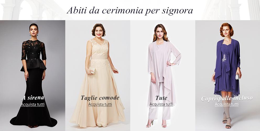 f5a274dc5f54 Sposa e cerimonie in promozione online