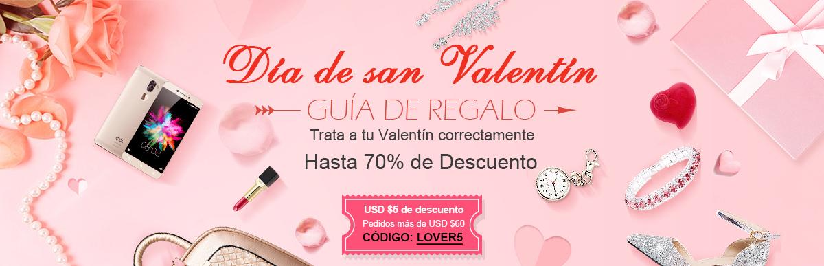 92247ff032b1 Guía de regalo de San Valentín