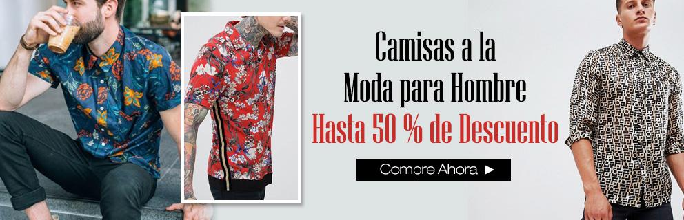 Camisas y Chaquetas de Hombre ... f975f9d7040