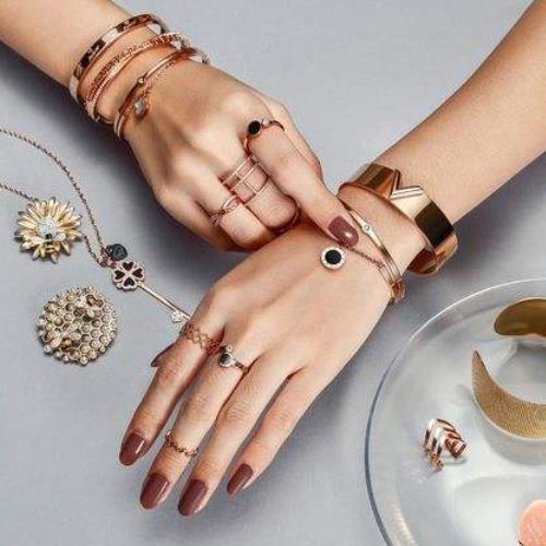مجوهرات & ساعات يد