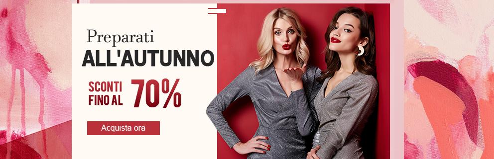online store d6723 c5926 Abbigliamento donna in promozione online | Collezione 2019 ...