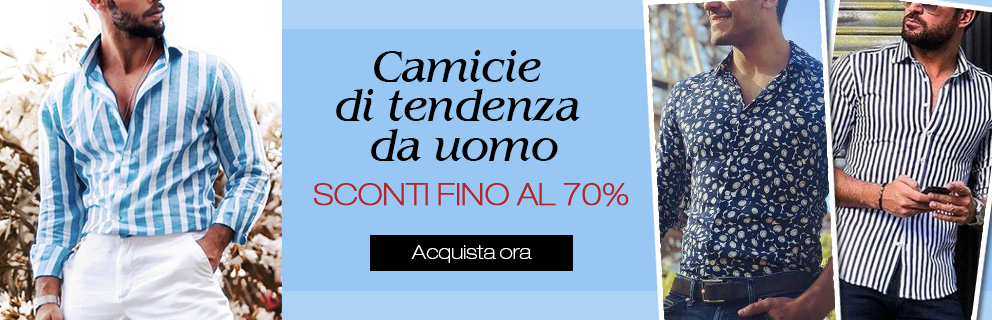 new arrival 6136e 076ba Abbigliamento uomo in promozione online   Collezione 2019 di ...