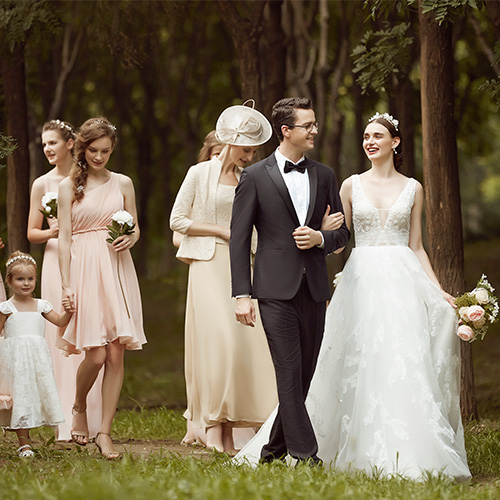 Casamentos & Festas