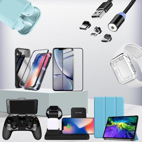 Telefonok és tartozékok
