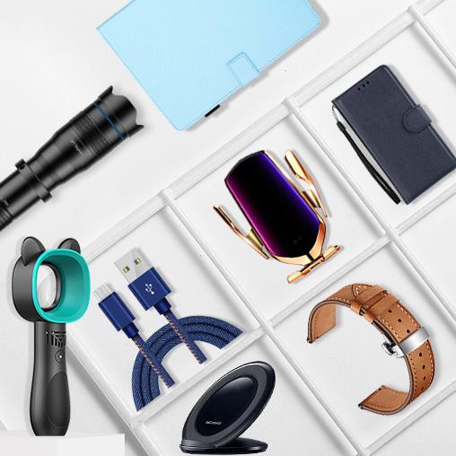 Telefony a příslušenství