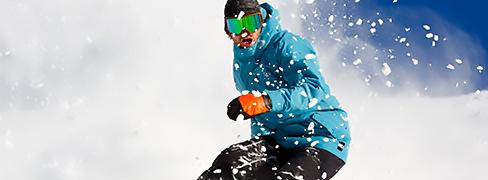 Klizanje na ledu, skijanje i snowboard