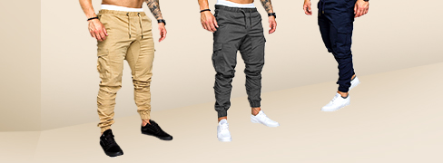 Nye og trendy bukser