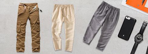Pantalones y Shorts para Hombre