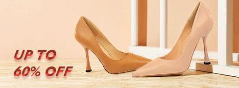 Heels for Elegant Lady! Great Heels Big Sa...
