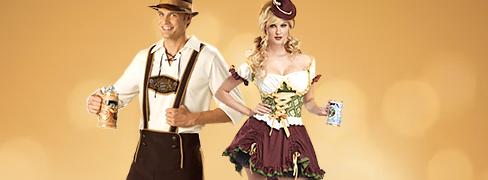 Oktoberfest Carnival Costumes Hot Sales